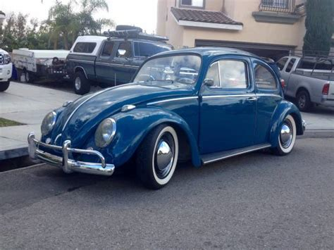 Volkswagen Bug For Sale by Used Vw Beetle For Sale By Owner 1964