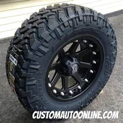 Trail Grappler Tire Pressure Custom Automotive