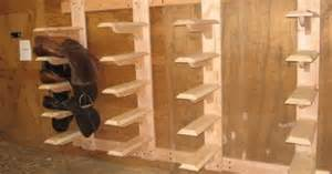 wooden saddle rack diy tack room ideas 2016