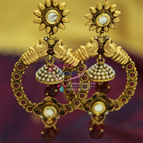 Handmade Fashion Jewelry - handmade fashion jewelry jhumka earrings quotes