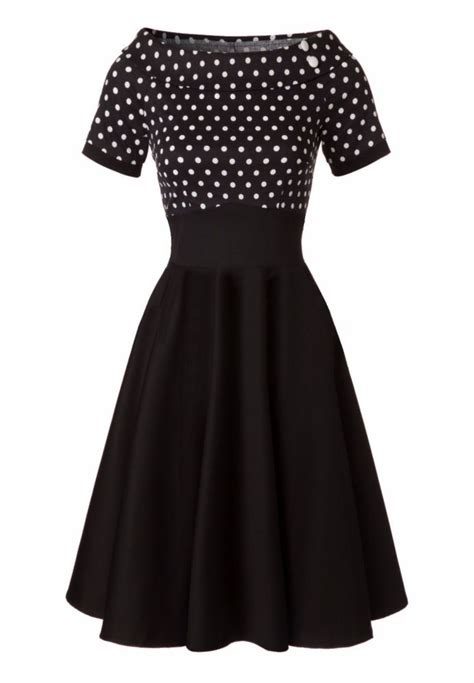 Dress Style Co 50 s style dress with sleeves