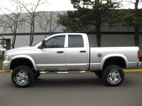 2005 dodge ram 2500 lifted 2005 dodge ram 2500 laramie 4x4 5 9l cummins diesel lifted