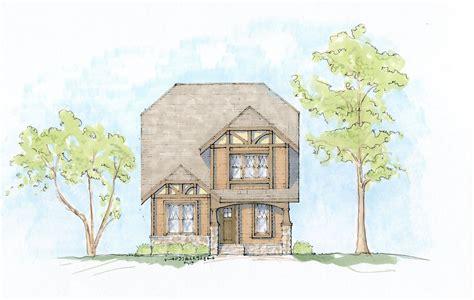 english tudor home plans english tudor craftsman house plan 93046el