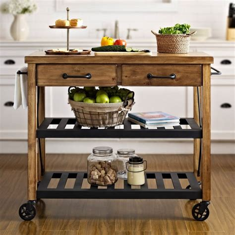 kitchen cart and island best 25 industrial kitchen island ideas on pinterest