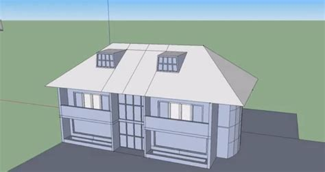 how to draw a 3d house how to drawing a simple 3d house and faster with the