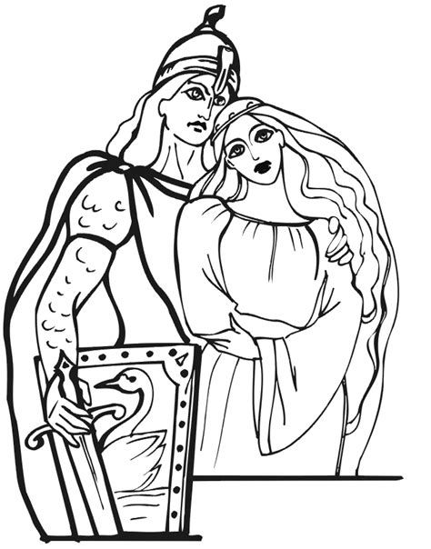 coloring pages knights and princesses princess coloring pages