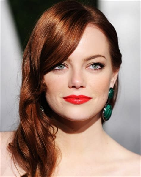 hair color different reds red hair fashion 2011 july 2011