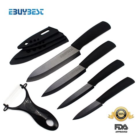 ceramic kitchen knives set zirconia ceramic knife set 3 quot 4 quot 5 quot 6 quot inch peeler