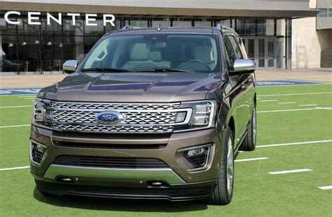 ford reveals 2018 expedition in ford trucks