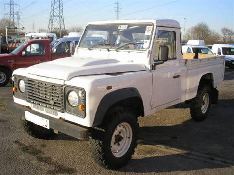land rover truck for sale japan used land rover defender pickup 2008 for sale 2785071