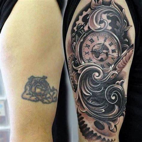 filigree tattoos  men ornamental ink design ideas