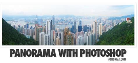 create panorama panorama with photoshop the faster way hongkiat