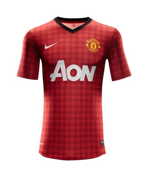 jersey home away manchester united 2012 2013 well keep our red flag manchester united 2012 2013 jersey home kit