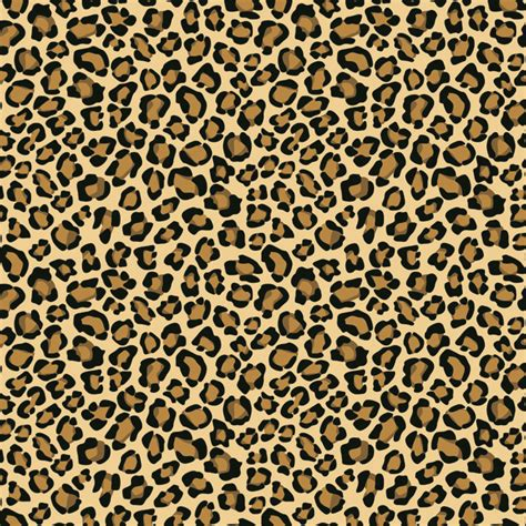 printable jungle paper leopard print 12x12 patterned scrapbook paper jungle