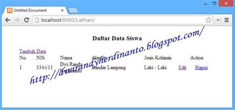 tutorial html php dan mysql kafe koding