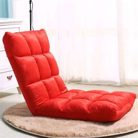Mini Sofa Chair by Soft Warm Adjustable Folding Chair Multifunctional