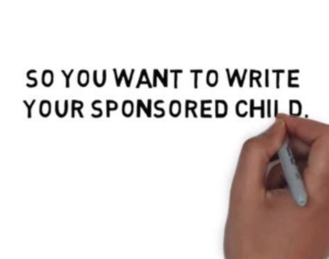 Writing A Letter To Your Child For The Future