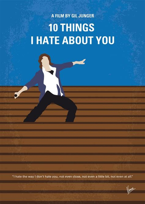 10 things i hate about you 1999 quotes imdb 1418 best 7th art images on pinterest movie posters