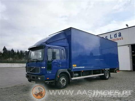 volvo fl6 for sale used volvo fl6 220 box trucks year 2003 for sale mascus usa