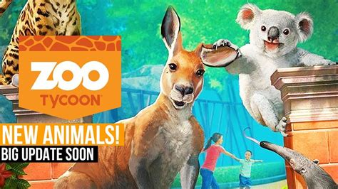 Animals Collection zoo tycoon ultimate animal collection trailer new