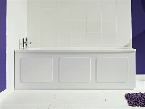 shower bath panels croydex storage bath panel gloss white wb715122