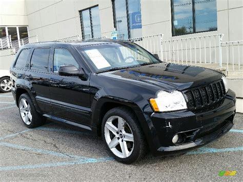 Jeep Srt8 4x4 2007 Black Jeep Grand Srt8 4x4 108287272