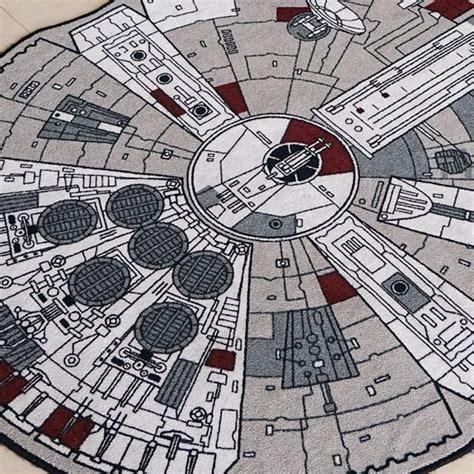 millennium falcon floor plan meze blog the millennium falcon rug a space fleet beneath your feet