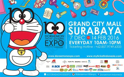 Parfum Secret Di Surabaya 100 doraemon secret gadget expo di grand city mall