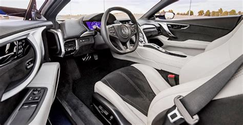 acura nsx specs interior  review toyota suggestions