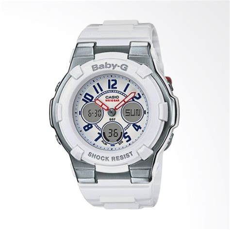 Jam Tangan Baby G Analog Digital jual casio baby g bga 110tr 7bdr analog digital
