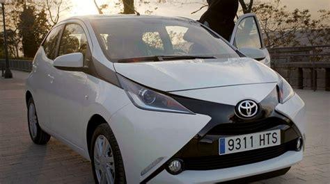 Go Toyota Toyota Aygo Go Yourself Integrated Work