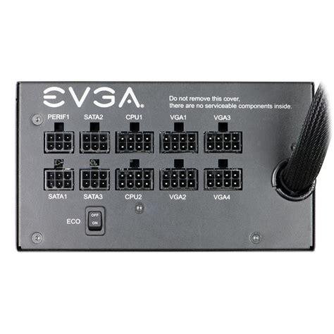 Psu Power Supply Evga 850gq 850 Gq Gold Resmi evga 850gq 850w 80 plus gold certified modular psu power