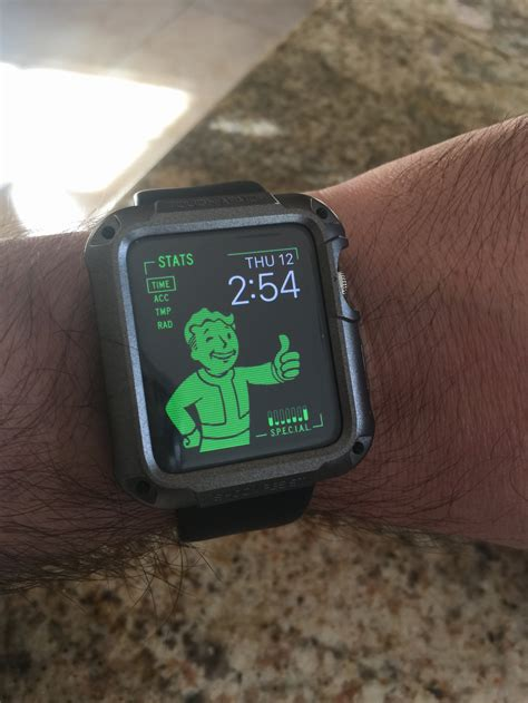 fallout wallpaper for apple watch interesting apple watch case wallpaper combo macrumors