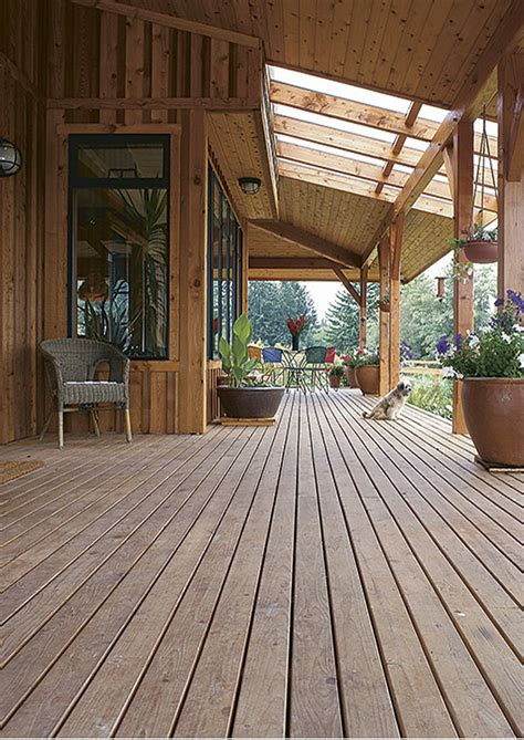whats  difference deck stain fine homebuilding