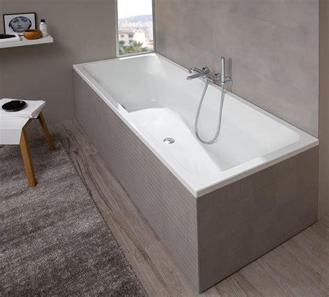 vasca da bagno da incasso vasca da bagno rettangolare in ceramica da incasso avento