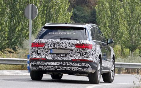 2019 Audi Q7 Facelift by Audi Q7 Facelift 2019 Autoforum