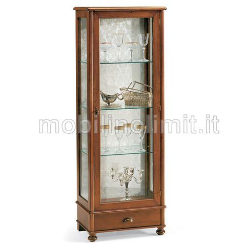 mobili vetrine vetrina 1 porta e 1 cassetto