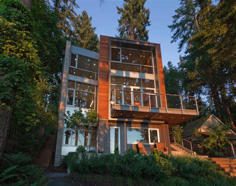 coates design seattle dorsey residence contemporary exterior seattle by
