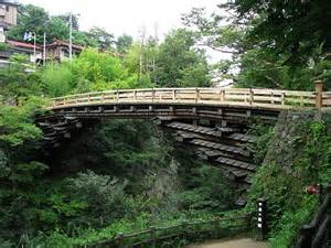 Trellis Arch Top Japan S Incredible Footbridges