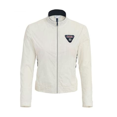 design line jacket online martini racing ladies sportsline jacket white