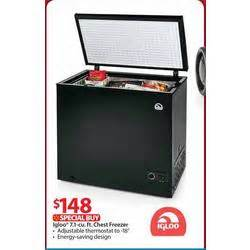 black friday miter saw igloo 7 1 cu ft chest freezer frf705 black at walmart