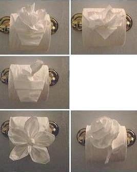 Toilet Paper Origami Book - toilet paper origami crafts toilets