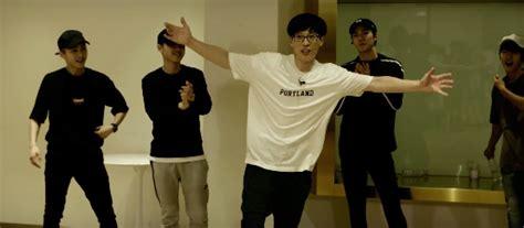 exo dancing king yoo jae suk is the new member of exo in dancing king mv