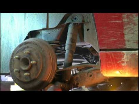 rear shock replacement 2006 chevrolet hhr shocks install rear shock replacement 2006 chevrolet hhr shocks install remove replace how to save money and