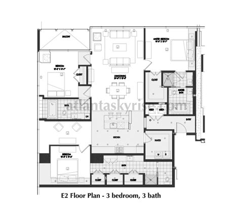 10 terminus place floor plans cousins to announce reduced pricing on select condos at
