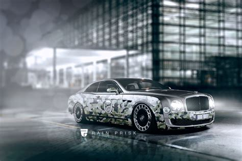 bentley mulsanne coupe bentley gran coupe rendered mulliner could deliver