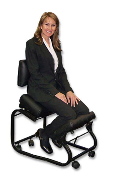 sedie ergonomiche per computer la sedia ergonomica da computer kneelsit una sedia per