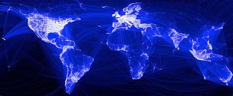 cool light effect world map background light effect