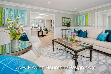 home staging living room arcadia home staging by moving mountains design