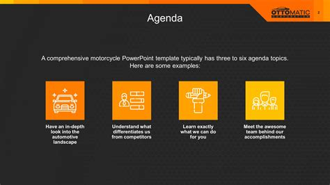Automotive Company Premium Powerpoint Template Slidestore Premium Powerpoint Templates